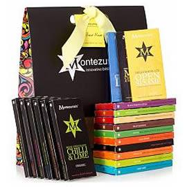 "Montezuma's ""All Bar None"" Chocolate Bar Gift Bag"