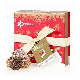 Montezuma's Christmas Chocolate Truffles Collection