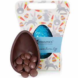 Montezuma's Dark Chocolate Button Easter Egg