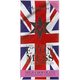 Montezuma's Eton Mess Great British Pudding Bar 100g