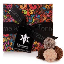 Montezuma's Grand Chocolate Truffles Collection