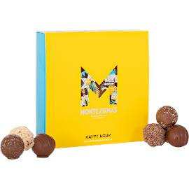 Montezuma's Happy Hour Chocolate Truffle Collection