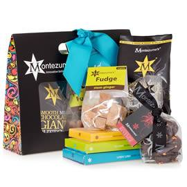 "Montezuma's ""Lord"" Chocolate Gift Bag"