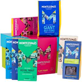 Montezuma's Plant Power Vegan Chocolate Gift Box