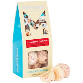 Montezuma's Strawberry Champers White Chocolate Truffles