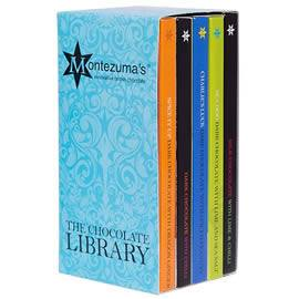 Montezuma's The Chocolate Library Dark Stack Chocolate Bars