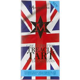 Montezuma's Treacle Tart Great British Pudding Bar 100g