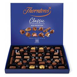 Thorntons' Classic Milk Collection Chocolate Box 444g