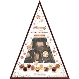 Thorntons Continental Winter Collection Chocolate Box