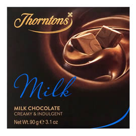 Thorntons Milk Chocolate Block