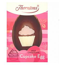 Thorntons Milk Chocolate Cupcake Easter Egg