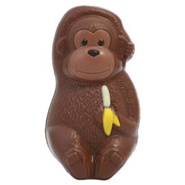 Thorntons Milk Chocolate Monkey