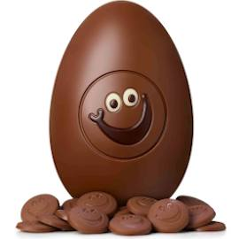 Thorntons Smiles Milk Chocolate Easter Egg