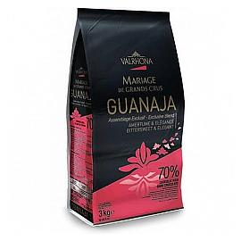 Valrhona Guanaja 70% Cocoa Couverture Chocolate Chips 3kg