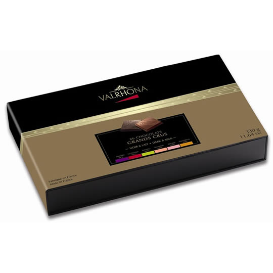 Valrhona Les Grands Crus Collection